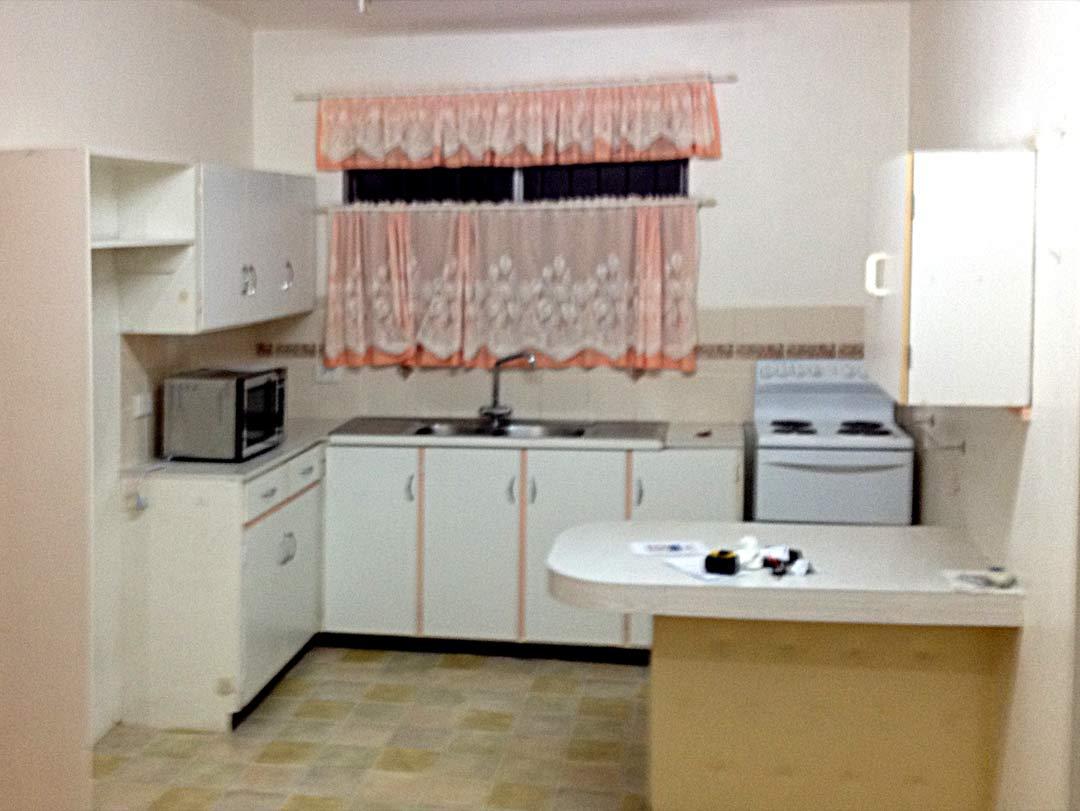 KitchenBefore