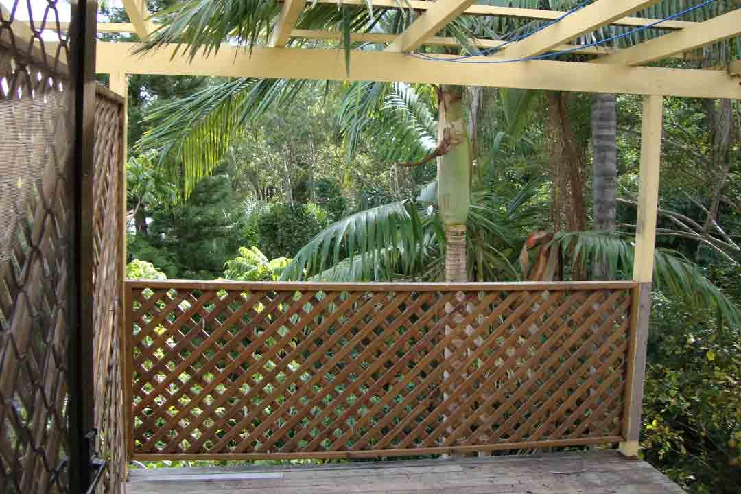 Verandah Deck Renovation Brisbane - Before